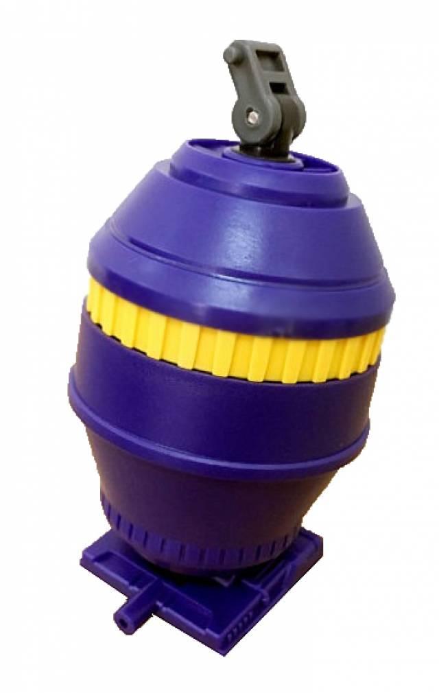 ToyWorld - Constructor - Purple Mixer Barrel