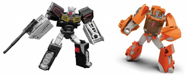 Titans Return 2016 - Legends Class Series 1 - Set of 2
