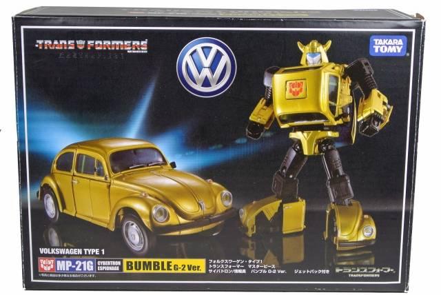 MP-21G - Masterpiece G2 Bumblebee - MIB
