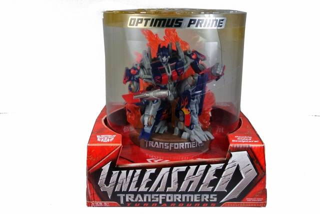 TFTM - Optimus Prime - Unleashed - MIB