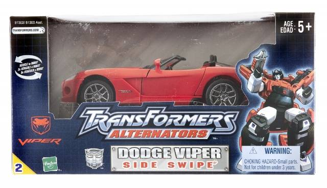 Alternators - Side Swipe - Dodge Viper