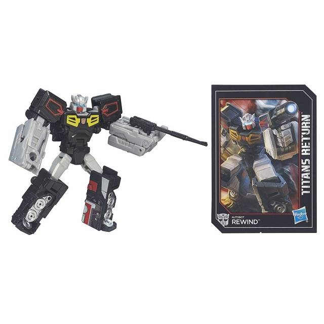 Transformers Titans Return Legends Class Rewind