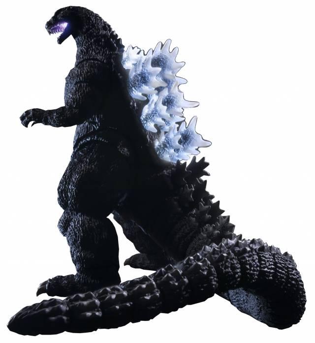 S.H. - MonsterArts - Kou Kyou Kyoko - Godzilla (1989) vs. Biollante