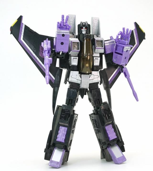 KFC - KP-14P Posable Hands for MP-11SW skywarp