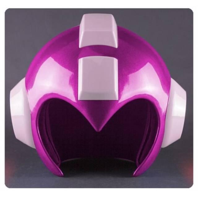 Mega Man - Wearable Helmet - Pink Version