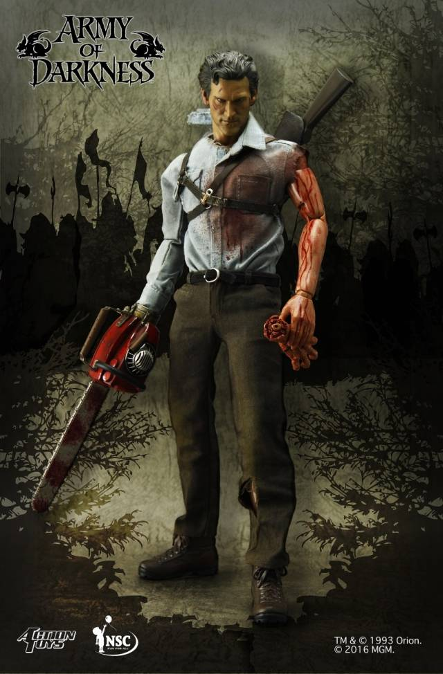 Action Toys - Army of Darkness - 1:6 scale - Ash