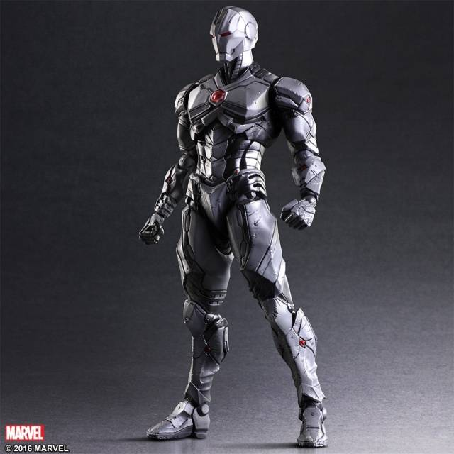 Play Arts Kai - Marvel Universe - Iron Man - Limited Color Edition