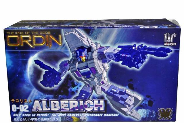 Unique Toys - Alberich - MIB