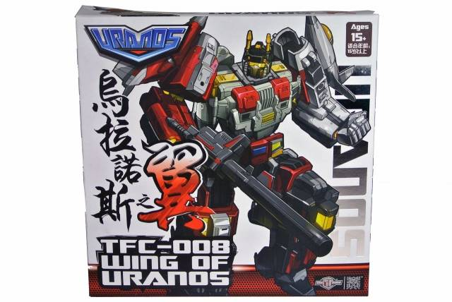 TFC Toys - TFC-08 Wings of the Uranos - MIB