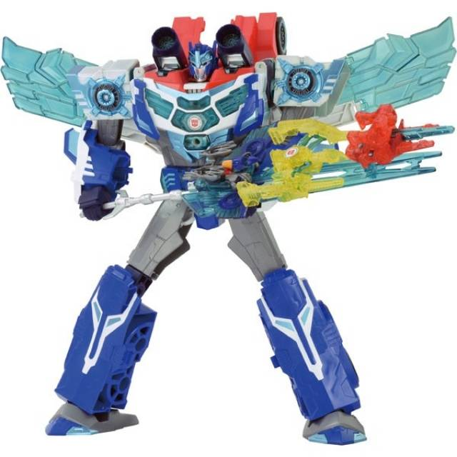 Transformers Adventure - TAV61 - God Optimus Prime Micron Set