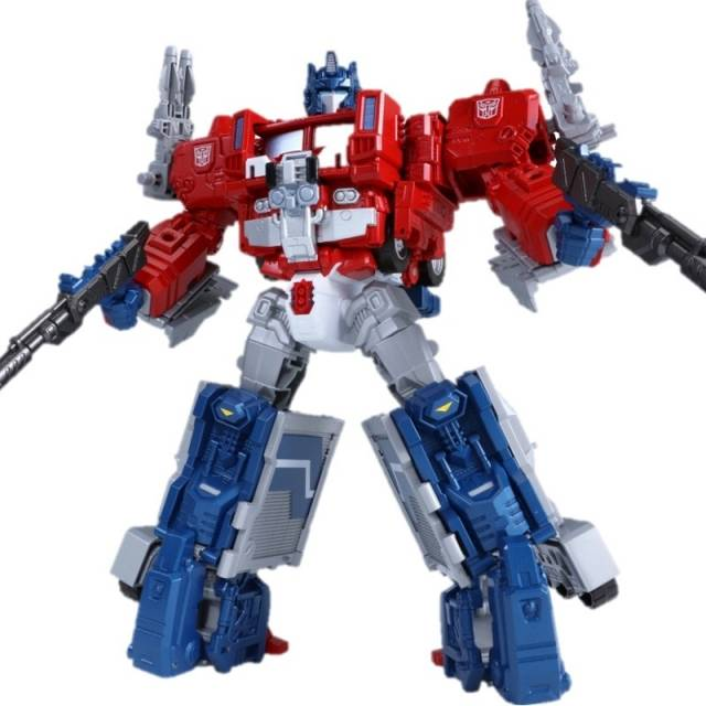 Transformers Legends Series - LG35 Super Ginrai