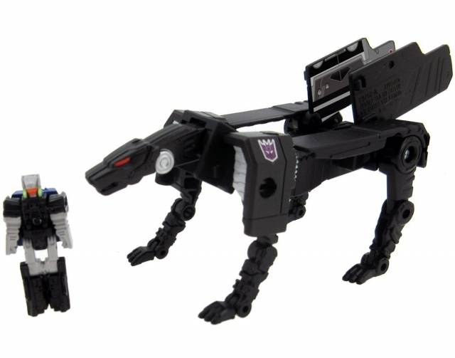 Transformers Legends Series - LG37 Jaguar & Blue Horn