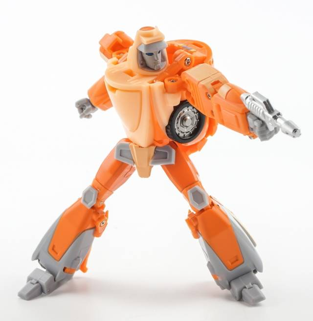 X-Transbots Master Mini - MM-IV+ Ollie - Reissue
