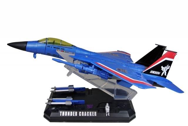 Masterpiece Thundercracker - Loose - 100% Complete