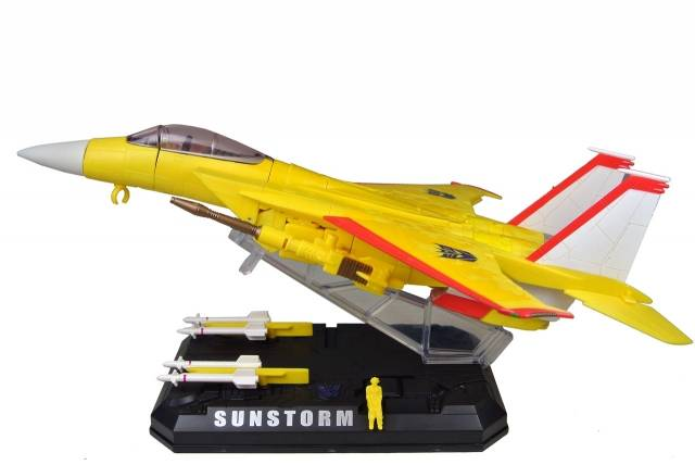 Masterpiece Sunstorm - Loose - 100% Complete