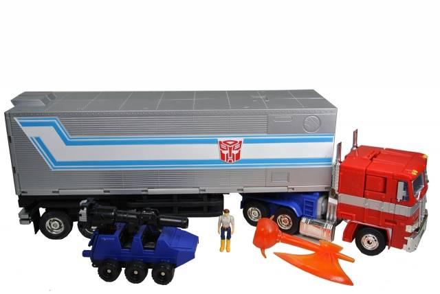 Masterpiece Optimus Prime - Loose - Complete