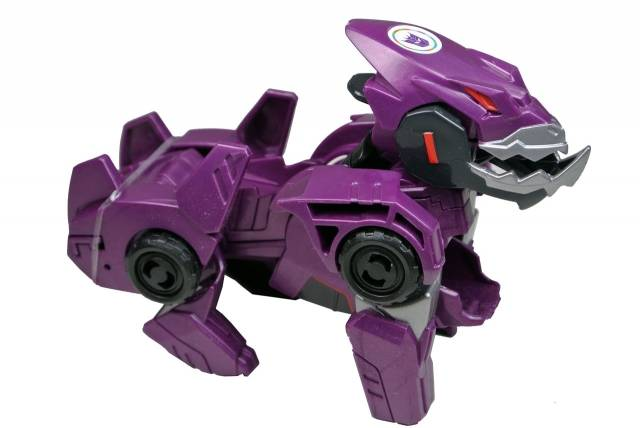 Transformers Adventure - TAV06 - Underbite - Loose - Complete