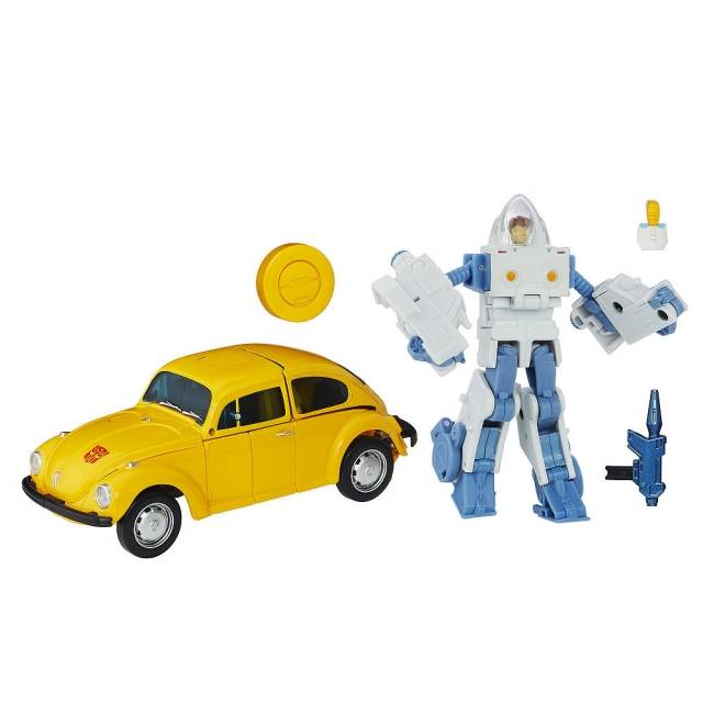 SDCC 2016 Exclusive - Masterpiece Bumblebee with Spike