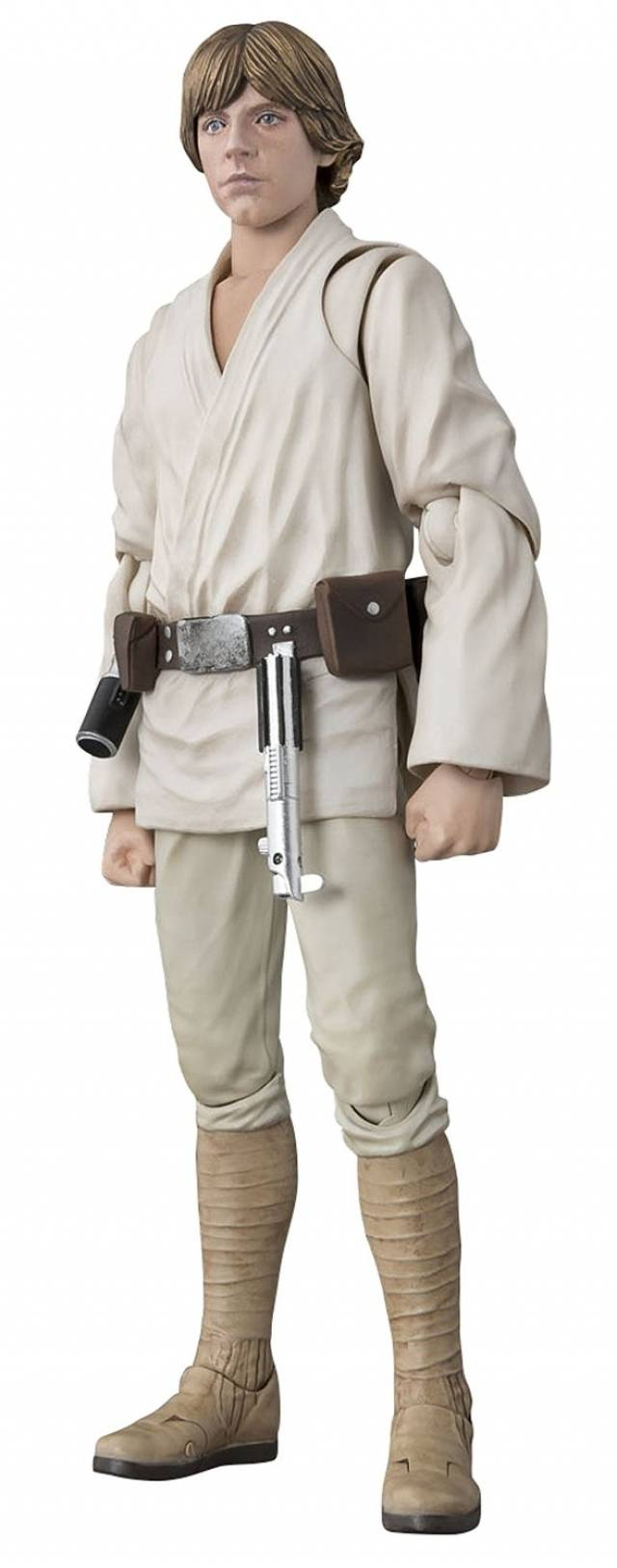 S.H. Figuarts - Star Wars - Luke Skywalker - A New Hope