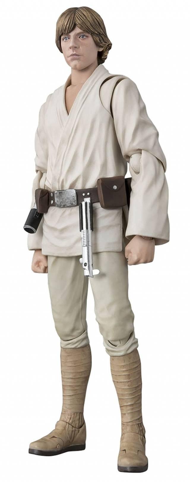 S.H. Figuarts - Star Wars - Luke Skywalker - A New Hope