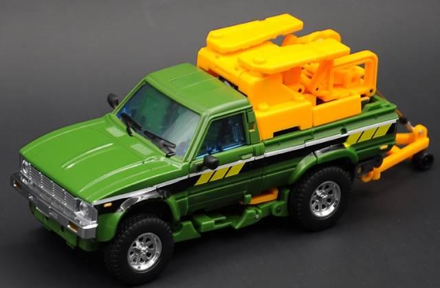 BadCube - OTS-12 Lorry