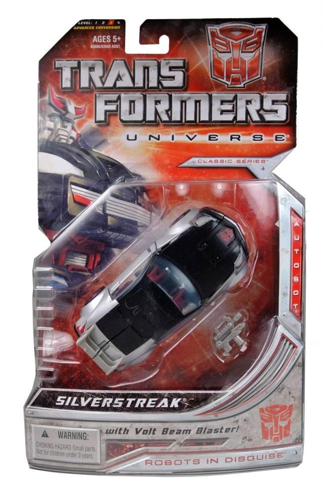 Universe - Silverstreak - MOC