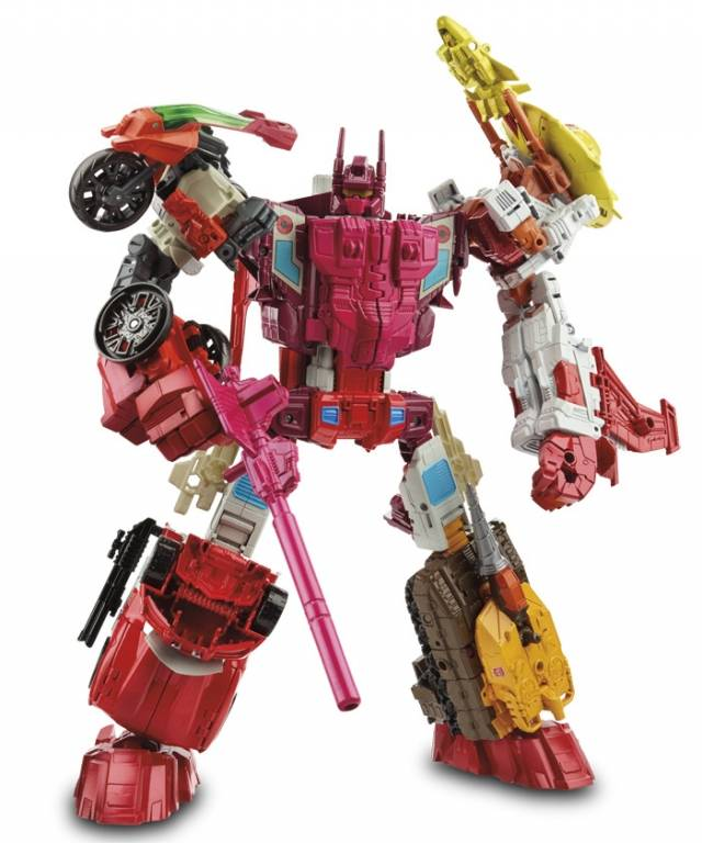 Combiner Wars 2016 - Computron - Boxed Set