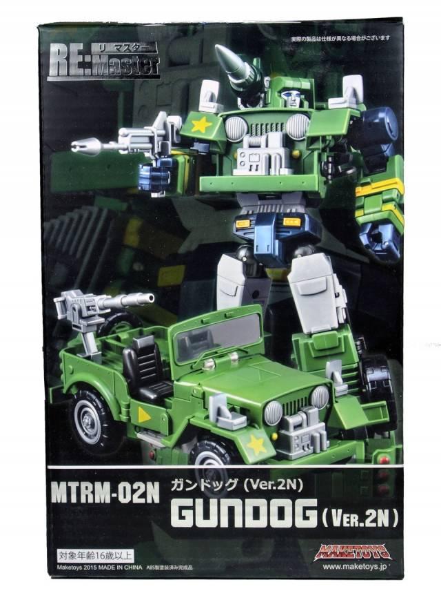 Make Toys - MRTM-02N - Gundog (VER.2N) - MIB