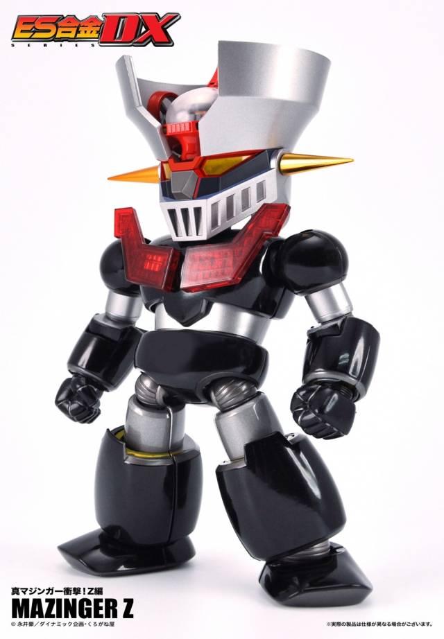 ES Gokin DX Mazinger Z - Shin Impact Version