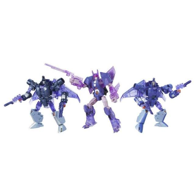 Platinum Edition - Armada of Cyclonus - Scourge Sweep Set of 3