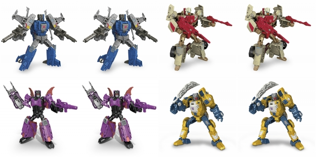 Titans Return 2016 - Deluxe Wave 2 - Factory Sealed Case