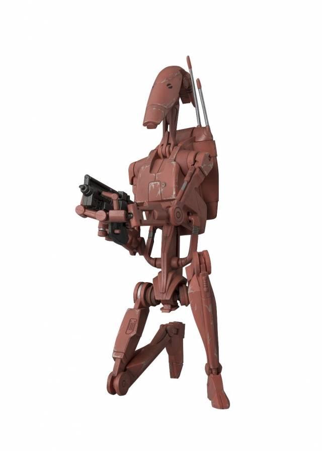 S.H. Figuarts Star Wars - Battle Droid - Geonosis Color