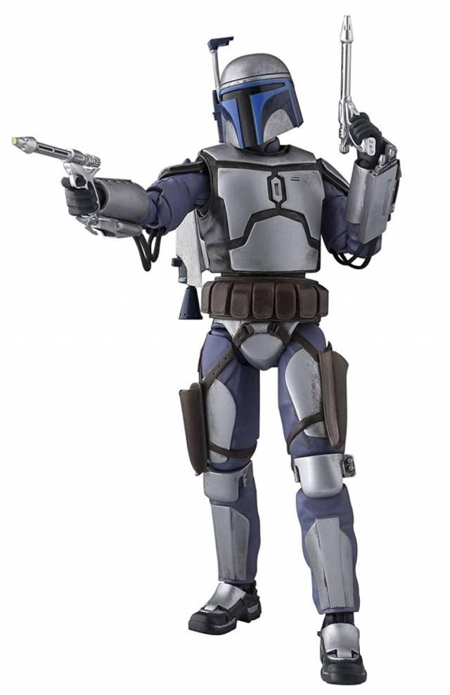 S.H. Figuarts Star Wars - Jango Fett