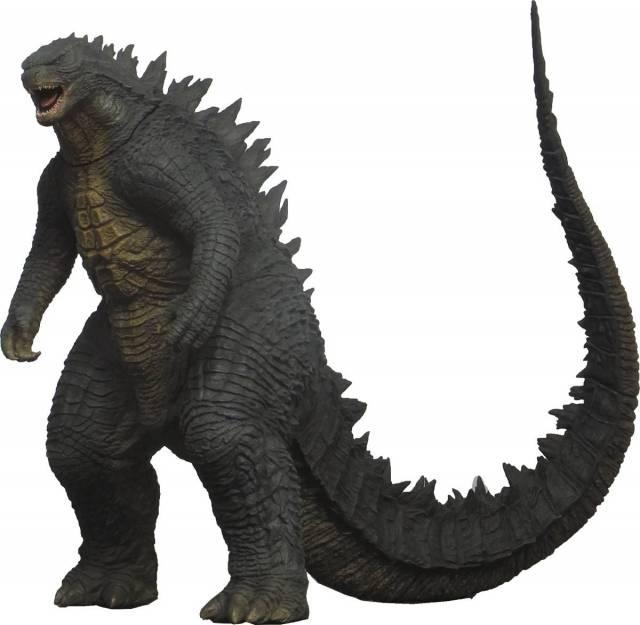 X-Plus Toho Godzilla 2014