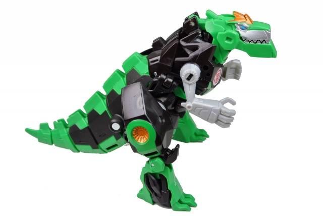Transformers Adventure - TAV02 - Grimlock - Loose - complete