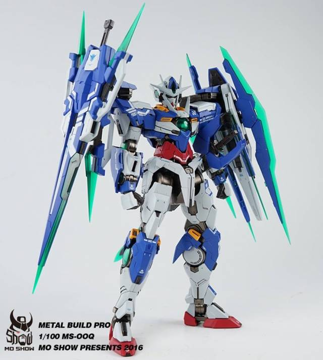 MoShow - Metal Build Pro - 1/100 MS-OOQ