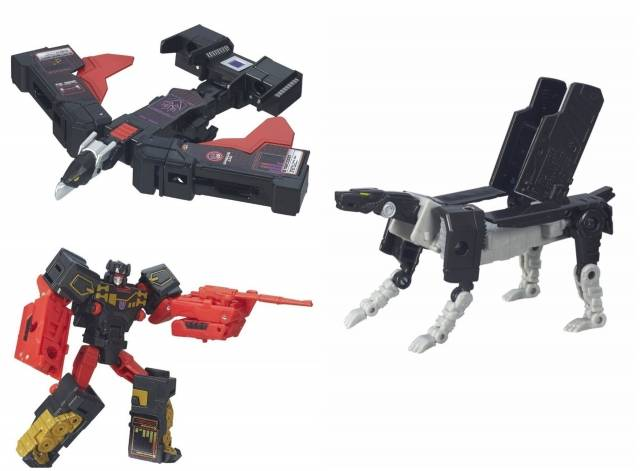 Titans Return 2016 - Legends Class Series 2 - Set of 3