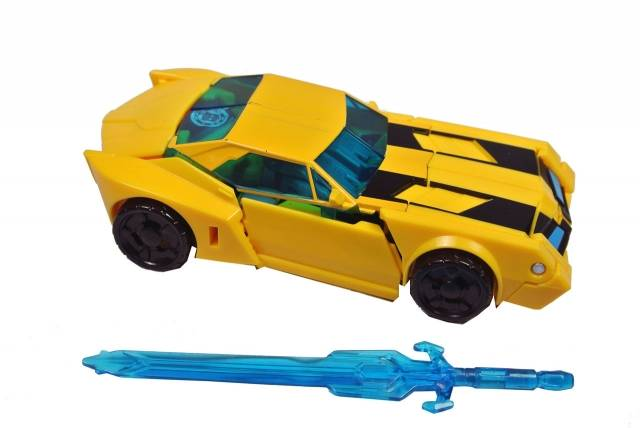 Generations - Robots In Disguise 2015 - Bumblebee - Loose - 100% Complete