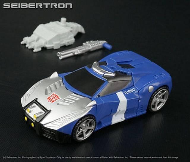 Transformers Subscription 4.0 - Blue Bluestreak