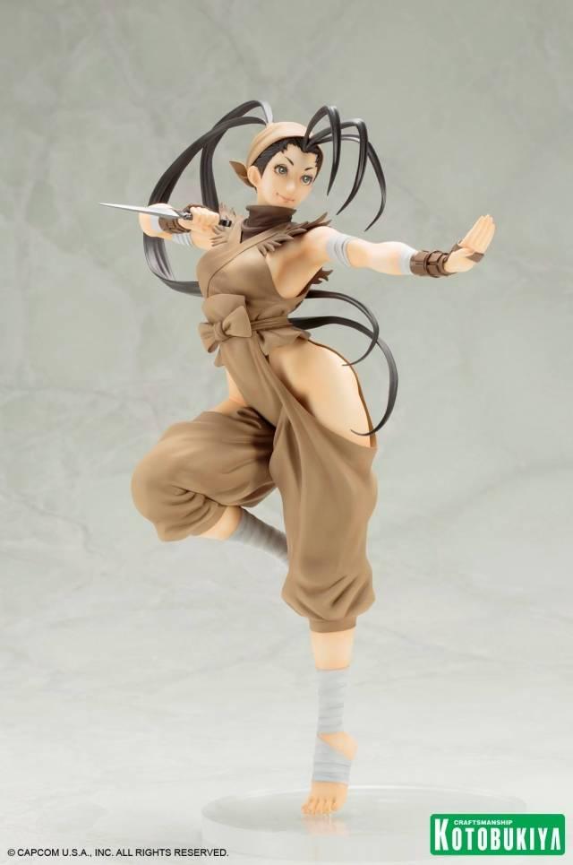 Kotobukiya - Street Fighter - Bishoujo - Ibuki Statue