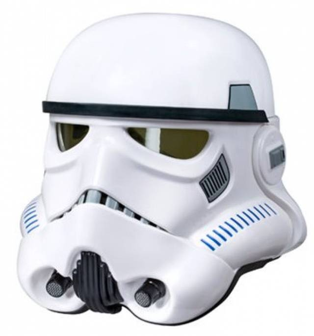 Star Wars Black - Rogue One - Voice Changer Stormtrooper Helmet