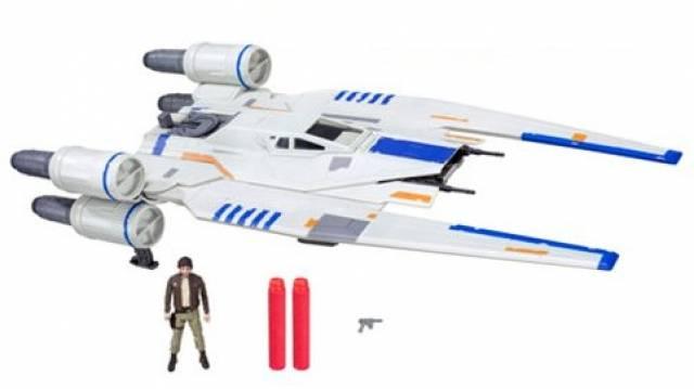 Star Wars Black - Rogue One - Rebel U-Wing Fighter