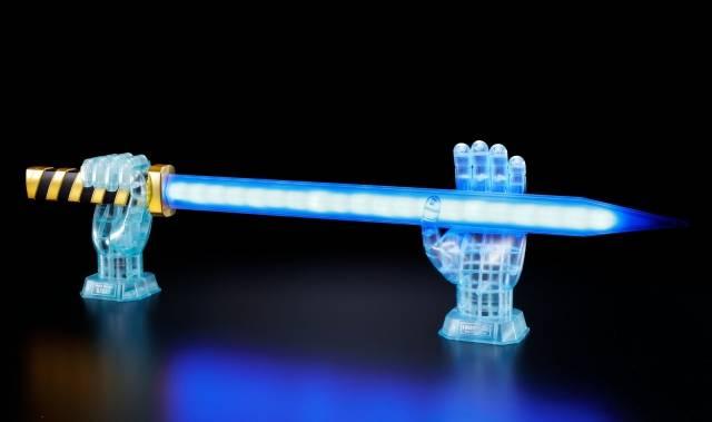 Bandai Space Sheriff Gavan Laser Blade Prop Replica