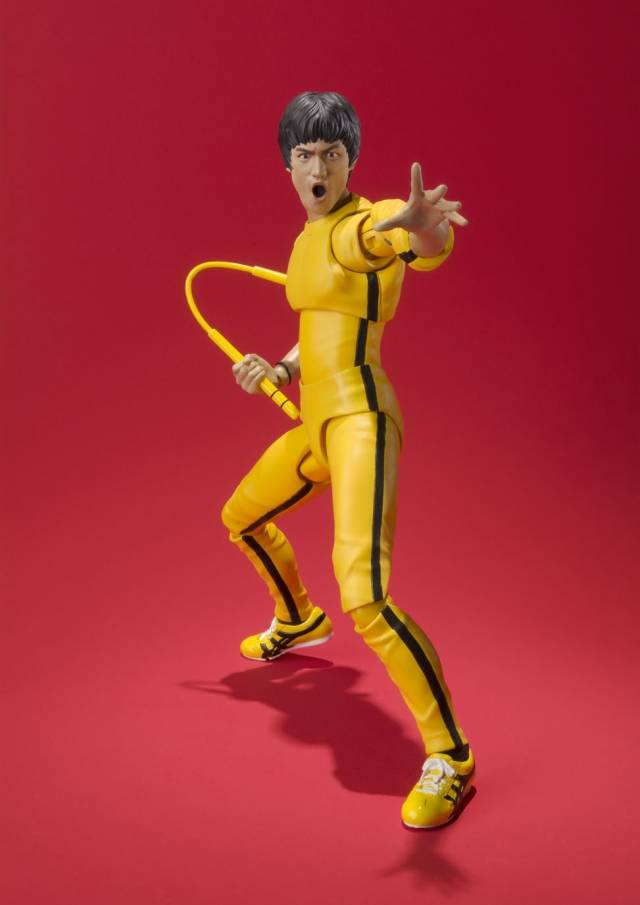 S.H. Figuarts - Bruce Lee - Yellow Track Suit