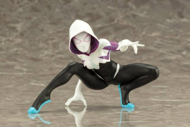 Kotobukiya - Marvel Comics - Spider-Gwen ArtFX + Statue