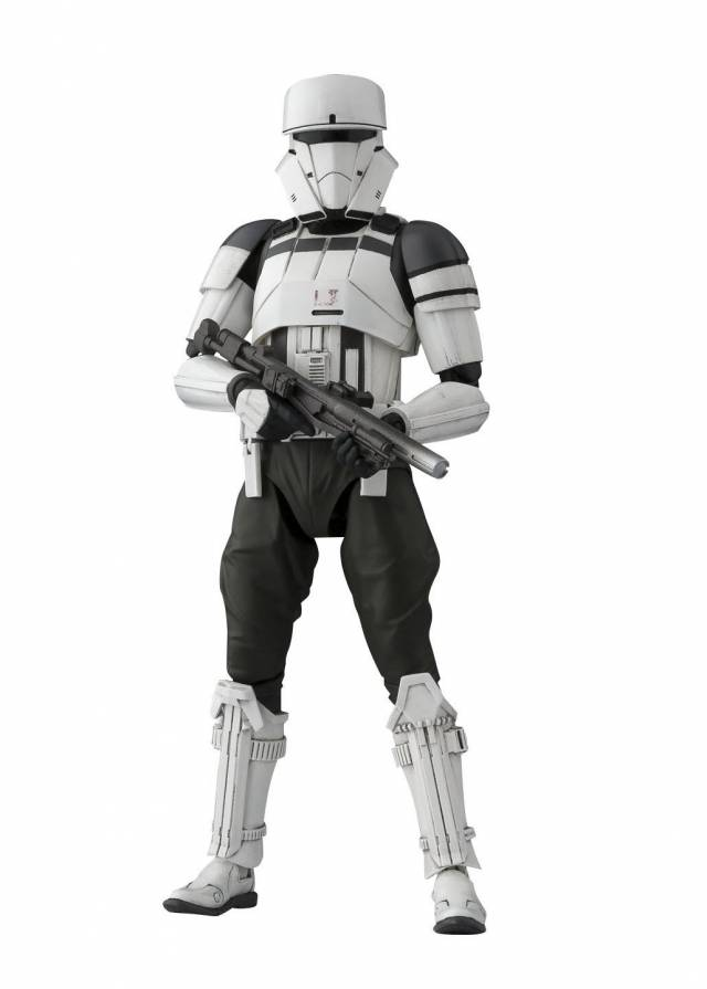 S.H. Figuarts - Star Wars Rogue One - Hover Tank Driver