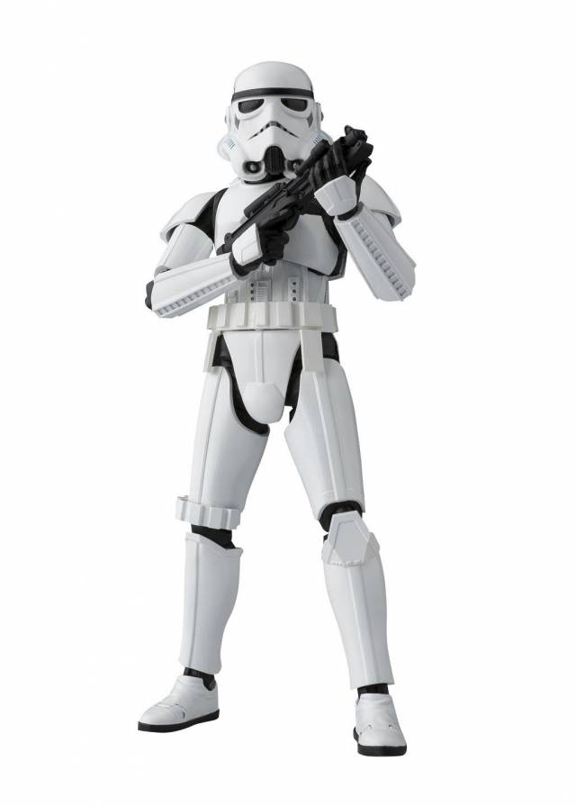 S.H. Figuarts - Star Wars - Rogue One - Stormtrooper