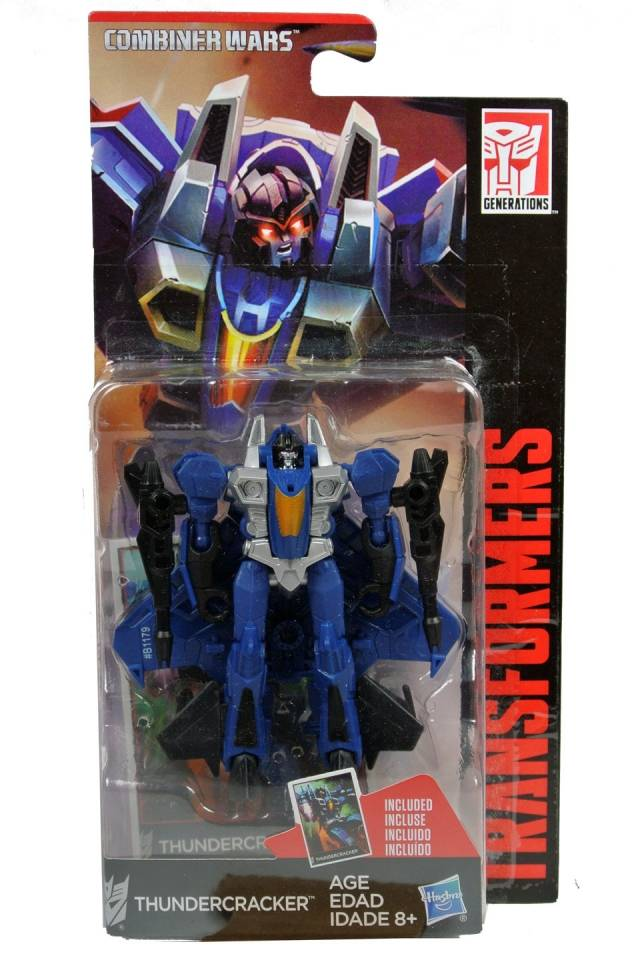 Combiner Wars 2015 - Legends Thundercracker - MOSC