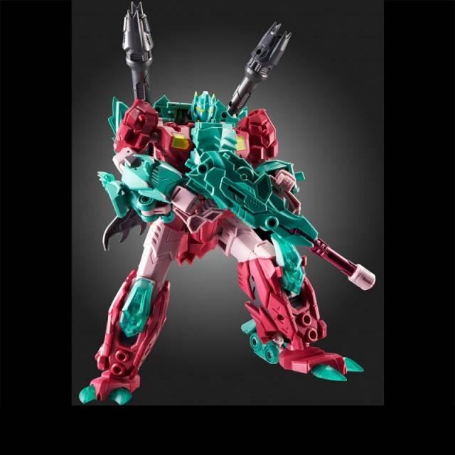 TFC Toys - Poseidon - P04 - Ironshell
