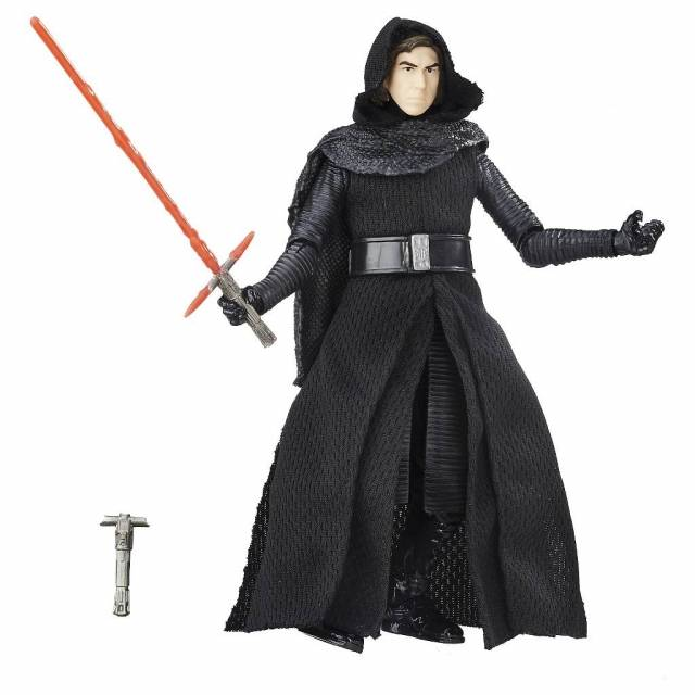 Star Wars Black Series 6'' - The Force Awakens - Kylo Ren Unmasked